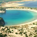 Voidokilia beach Peloponnesos Griekenland
