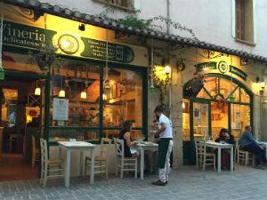 Restaurant tips Chania Vineria 36