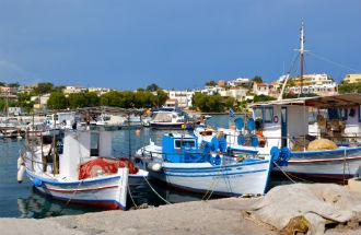 Weersverwachting Aegina Griekenland