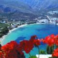 Amorgos weersverwachting Griekenland