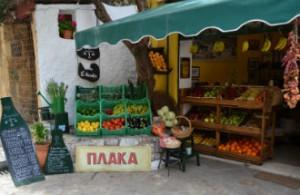 Weersverwachting Athene Griekenland