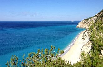 Blue Flag beaches Griekenland