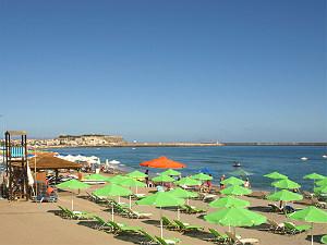 Blue Flag beaches Griekenland Rethymnon Kreta