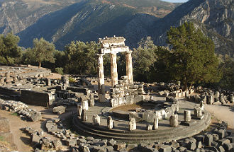 Weersverwachting Centraal Griekenland