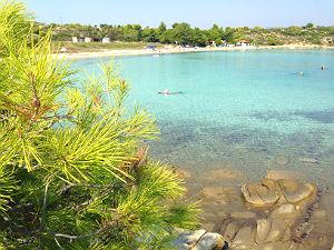 Het weer in Griekenland 10 dagen vooruit strand