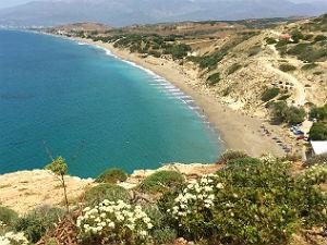 Augustus vakantie Griekenland