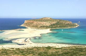 In augustus op vakantie naar Griekenland