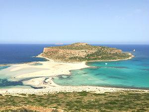 In augustus naar Griekenland op vakantie strand