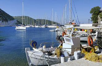Weersverwachting Ithaki Griekenland