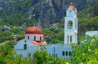 Weersverwachting Karpathos Griekenland