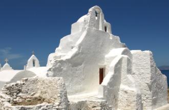 Mykonos het Griekse Ibiza