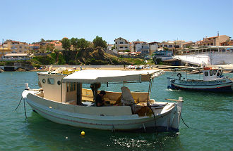 Panormos Kreta haven