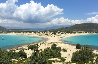 Weersverwachting Peloponnesos Griekenland