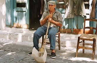 Weersverwachting Samothraki Griekenland