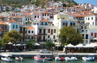 Weersverwachting Skopelos Griekenland