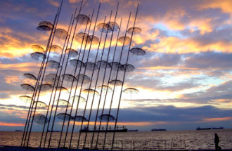 Weersverwachting Thessaloniki Griekenland