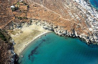 Weersverwachting Tinos Griekenland