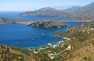 Weersverwachting Fourni Griekenland