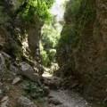 Imbros kloof Kreta foto's
