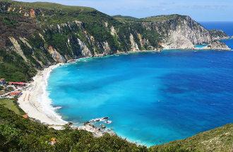 Petani beach op Kefalonia