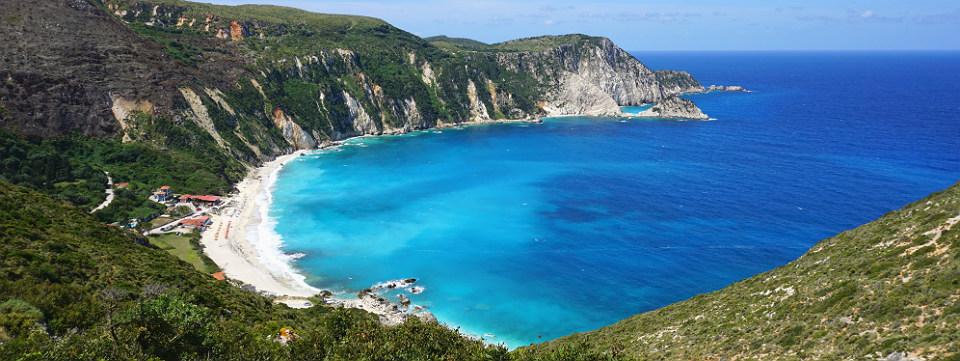 Kefalonia vakantie Petani beach header.jpg