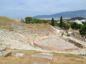 Nederlanders naar Griekenland op vakantie in Athene