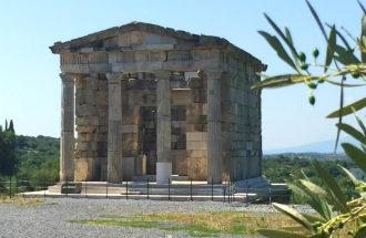 Messini foto's Peloponnesos