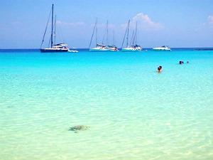 Mooiste stranden van Griekenland Voutoumi beach