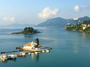 Vroegboeken vakantie naar Corfu