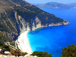 Vakantie vroegboeken naar Kefalonia Griekenland