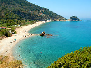 Vroegboeken vakantie naar Samos Griekenland