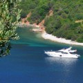 Antisamos beach op Kefalonia
