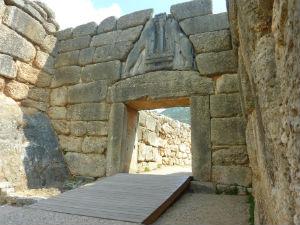 Bezienswaardigheden als Mycenae in Griekenland duurder