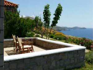 Vakantie naar Limnos met Ross Holidays uitzicht