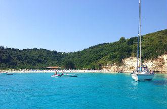 Paxos en Anti Paxos vakantie Griekenland