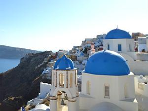Santorini heeft beste resort van Europa in 2015