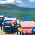 Toeristen via Nederland naar Griekenland op vakantie