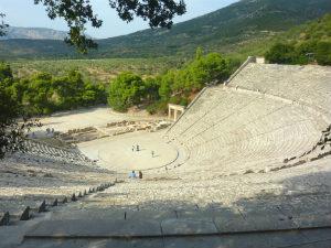 Tips voor de Peloponnesos Epidaurus