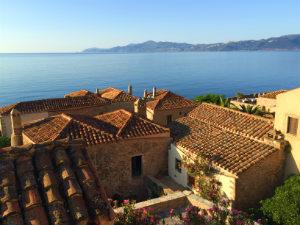 Tips voor de Peloponnesos Monemvasia
