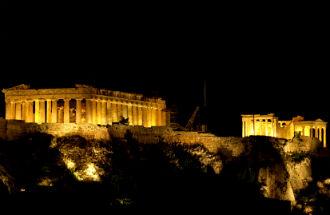 Griekse archeologische sites en musea gratis WiFi Akropolis