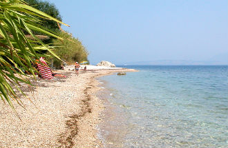 Parama vakantie op Corfu