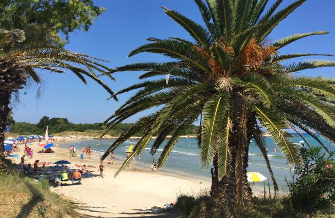 Agios Spyridon vakantie op Corfu