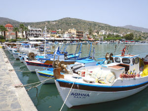 Elounda Kreta vakantie