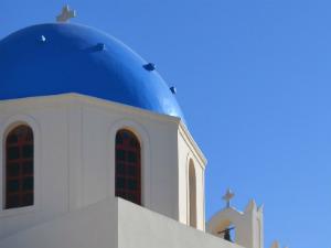 Het hele jaar door naar Santorini in Griekenland