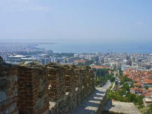 Het hele jaar door naar Thessaloniki in Griekenland
