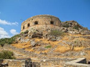 Spinalonga bij Elounda op Kreta