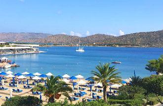 Vakantie in Elounda op Kreta