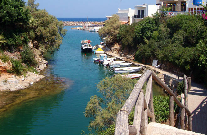 Sissi vakantie op Kreta Griekenland