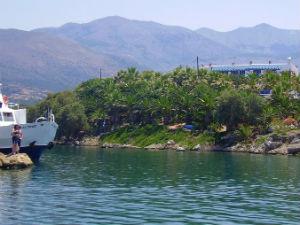 Sissi vakantie uitzicht op de kust