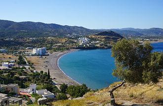 Kalathos vakantie op Rhodos in Griekenland